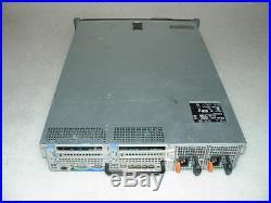 Dell Poweredge R710 Virtualization Server 2.66ghz 12 Cores 64gb 600gb 2x PSU