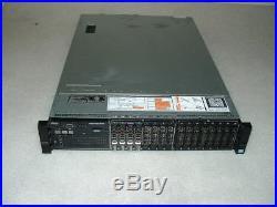 Dell Poweredge R720 2x Xeon E5-2650 2GHz 16-Cores 32gb 4x 146gb 10k H710p 2x750w