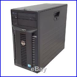 Dell Poweredge T310 Tower X3430 8GB 4x Hot Swap Trays PERC 6I