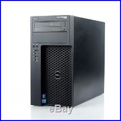 Dell Precision T1650 Workstation i5-3550 3.3GHz 4GB 250GB Win 7 Pro 1 Yr Wty
