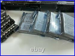 Dell R620 2x E5-2630 + 96Gb + 4x600Gb SAS 10K + H310 + 4x Caddy + 4x1Gb Serv
