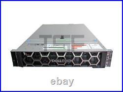 Dell R740xd 2U 24 Bay SFF Server 1x Silver 4114 10C H730P RAILS BEZEL 32GB DDR4