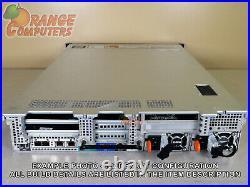 Dell R820 32-Core Server 4x E5-4620 2.2GHz 128GB-8 H710 RPS
