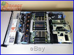 Dell R820 32-Core Server 4x E5-4620 2.2GHz 32GB-8 H710 RPS