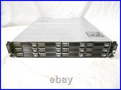 Dell SC200 Expansion Array JBOD Disk Array Shelf With 12x SAS SATA Trays 6GB CHIA