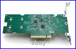 Dell SSD M. 2 PCIe x2 Solid State Storage Adapter Card JV70F 0JV70F