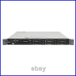 Dell Server PowerEdge R610 2x 6C Xeon E5645 2,4GHz 24GB 6xSFF PERC 6/i