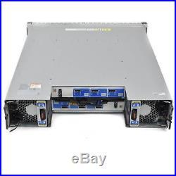 Dell Xyratex Compellent EB-2425 24-Bay 2.5 2U SAS Storage Enclosure 2xEMM 2xPSU