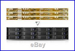 Dual Intel Xeon E5-267064gb (8x 8gb)24bay 4u16 Caddy Storage Server