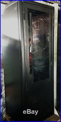 EATON B-Line 42U Network Server Rack Cabinet Enclosure 84 x 29 x 30 NO fans