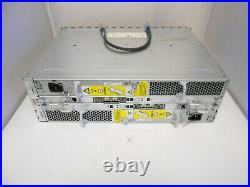 EMC Expansion Array Jbod Disk Array Shelf With 15x SAS SATA Trays Dell HP 6GB CHIA