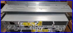 EMC KTN-STL315x LFF BAY SAS DISK STOR ARRAY 2x PSU 2x 6G SAS LINK MODULE-No HDD