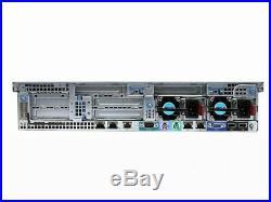 ESXi VMware Virtualization Server X5650 12-Cores 48GB RAM 8×146GB SAS P410 RAID