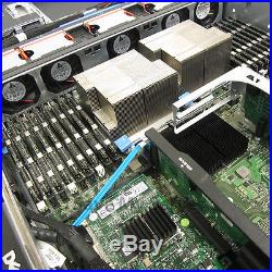 Enterprise Dell PowerEdge R710 Virtualization 8-Core 48GB