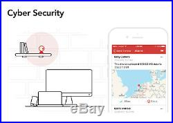 Firewalla Red Cyber Security Firewall for Home & Business, No Monthly Fee