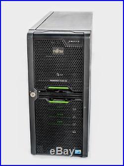 Fujitsu PRIMERGY TX200 S6 Server 2x Xeon E5606 2.13GHz 16GB DDR3 USB3.0