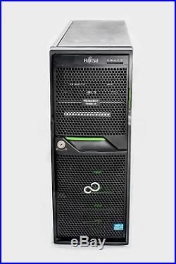 Fujitsu PRIMERGY TX200 S7 Server 2x Xeon E5-2407 2.20GHz 16GB DDR3