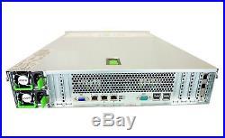 Fujitsu Primergy Server RX300 S7 1x E5-2609 2,4Ghz 8GB RAM DDR3 1x PSU 8x2,5
