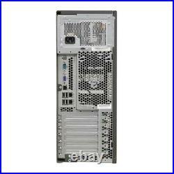 Fujitsu Server Primergy TX200 S7 2x QC Xeon E5-2407 2,2GHz 8GB 4xLFF SATA