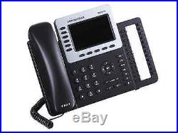 GRANDSTREAM GXP2160 6 Line HD IP Phone with Color Display VoIP FREE SHIPPING