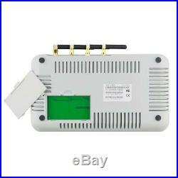 GSM 4 Gateway 4 channel GSM VoIP gateway GoIP-4 Quad Band support sim bank 32