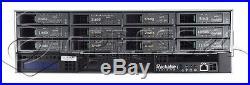 Gehäuse RACK 3U RACKABLE 39cm + BACKPLANE Netzgerät