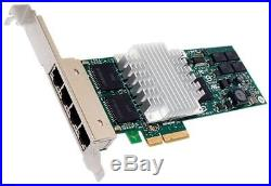 Genuine HP Nc364t Pci Express Quad Port Gigabit HP 436431-001 Nic Network Card