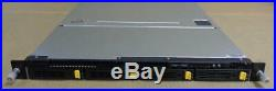 Gigabyte R180-F34 1U Server with MD90-FS0 Sys Bd/No CPU/No Mem/No HDD