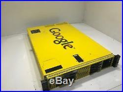 Google Search Exterprise Appliance Dual Xeon E5620 2.40Ghz, 48GB MEM, Server
