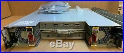HP 3PAR QR490A M6710 24-Slot SAS 2.5 Disk Shelf withRackmount rails, HD Trays