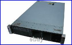 HP 669253-B21 HP Proliant DL380e Gen8 8 SFF Configure-to-order Server