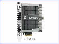 HP 673648-B21 ioDrive2 Duo G2 IO Accelerator 2.410 GB Solid State Disk I