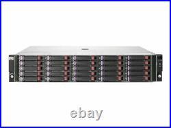 HP AJ840A HP M6625 2.5-inch SAS Drive Enclosure