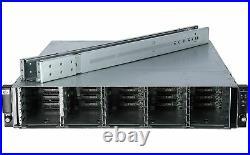 HP AJ941A Hewlett-Packard StorageWorks Disk Enclosure D2700 incl. Rail Kit