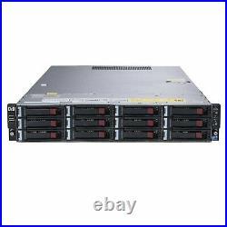 HP DL180 G6 14x 3.5 HDD 2x CPU 32GB RAM P410 Server Rackmount NAS 2-Bay 2U