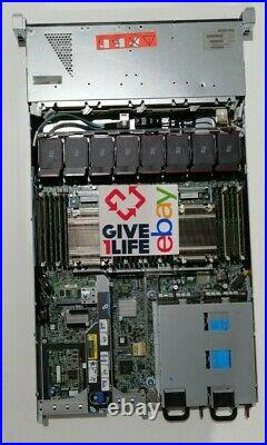 HP DL360P G8 2x E5-2640 (24 Threads) 48GB DDR3 Servidor + 4TB SAS + P420i + 2PSU
