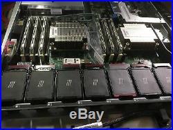 HP DL360e Gen8 Rack Server Dual 8-CORE Xeon E5-2450L 32GB 300GB SAS ESXi Hyper-V