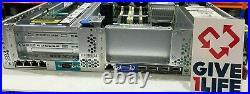 HP DL380P G8 12xLFF 2x E5-2630 12 CORES 24 THREADS 48Gb DDR3 + 4Tb + 2 PSU