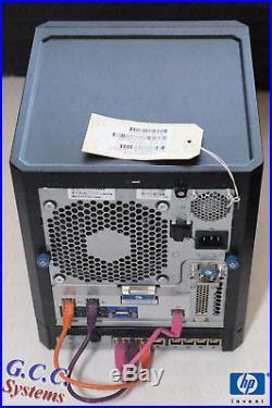 HP Microserver G8 16GB P420/1G FBWC E3-1280v2 iLO Advanced ESXI PS1810-8g Switch