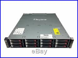 HP P2000 G3 AP843A 12x 2TB SAS 6Gb/s 3.5 LFF 60-272-02 HDD 605475-001 with Rail