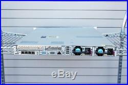 HP PROLIANT DL360p GEN 8 G8 2 x EIGHT CORE 2.60GHZ E5-2670 192GB 2 x 300GB QTY