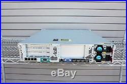 HP PROLIANT DL380p GEN 8 G8 1 x QUAD CORE 2.40GHZ E5-2609 8GB MEMORY SERVER QTY
