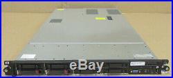 HP ProLiant DL360 G7 2x Xeon E5620@2.4GHz 24GB Ram 292GB HDD 8-Bay Server