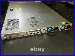 HP ProLiant DL360e Gen8 G8 1U Server Barebone