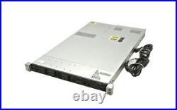 HP ProLiant DL360p Gen8 Server 2×E5-2670 Xeon 8-Core 2.6GHz + 64GB RAM + 4×300GB