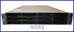 HP ProLiant DL380e G8 Gen8 12LFF 2x 6 CORE E5-2430 2.2GHz 8GB RAM P420 NO HDD
