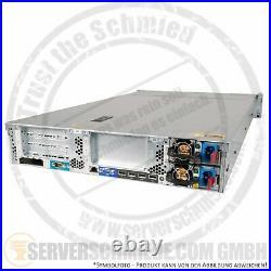 HP ProLiant DL380p G8 Gen8 Server 12x 3,5 LFF XEON E5-2600 v1 v2 P420i Raid CTO