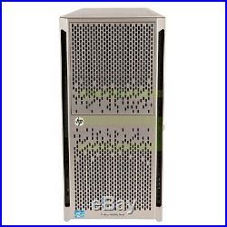 HP ProLiant ML350p Gen8, Intel Xeon Processor E5-2609, 16GB RAM