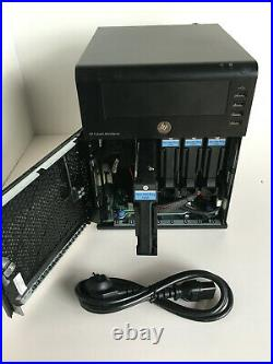 HP ProLiant MicroServer N40L Gen7 4GB RAM 250GB HDD 1Gbit Ethernet Home Server