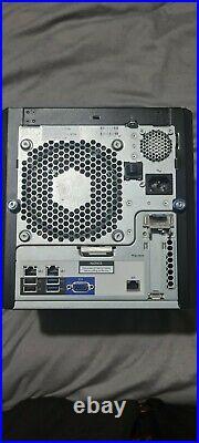 HP ProLiant Microserver Gen8 Intel Xeon E3-1220 LV2 @ 2.30GHz, 16GB RAM